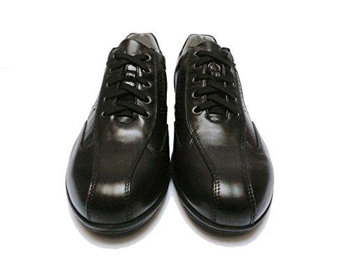 Nero Giardini 140 Chaussures Formelles Homme En Cuir Col. Noir, Num. 42