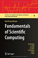 Fundamentals of Scientific Computing Front Cover