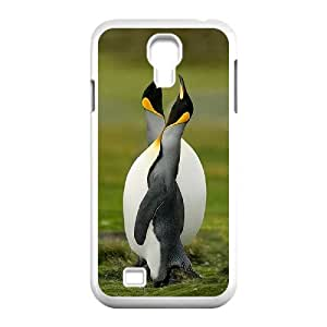 JenneySt Phone CaseLove Penguins For SamSung Galaxy S4 Case -CASE-4