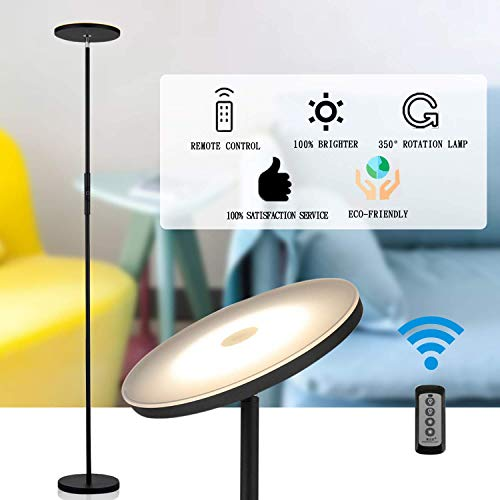Top 10 Floor Lamp With Remote Controls Of 2019 Topproreviews