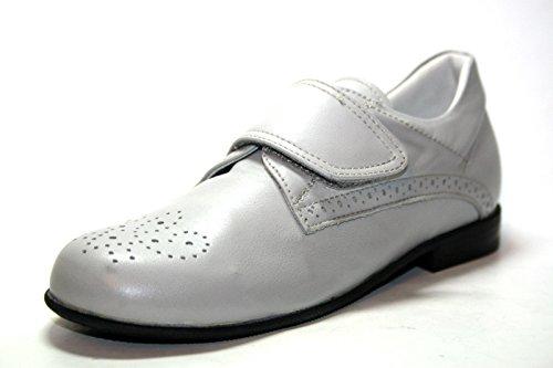 Cherie , Chaussures de ville à lacets pour fille Gris Gris