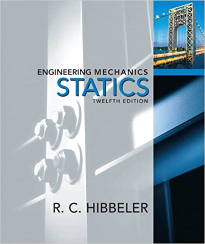 Amazon engineering mechanics statics 12th edition engineering mechanics statics 12th edition 12th edition fandeluxe Gallery