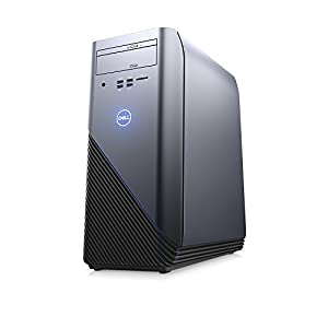 2018 Newest Flagship Dell Inspiron 5675 Premium Gaming VR Ready Desktop Computer (AMD Ryzen 7- 1700 up to 3.7 GHz, 16GB DDR4 RAM, 128GB SSD + 1TB SATA HDD, AMD Radeon RX 570 4GB, DVD, Windows 10)
