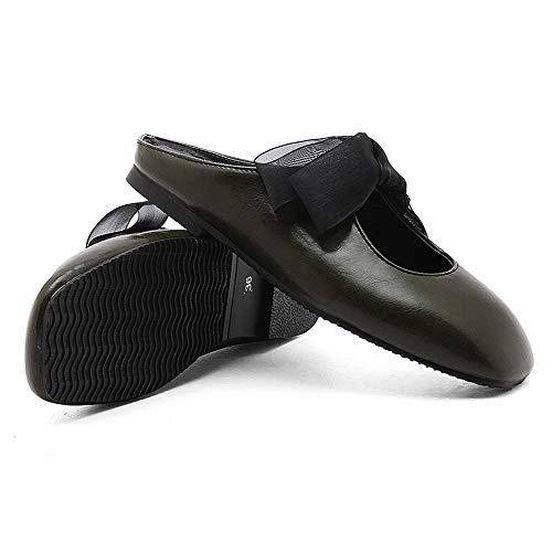 5 Femme SDC05596 Sandales Vert Compensées AdeeSu EU 36 Green St0wqwn7