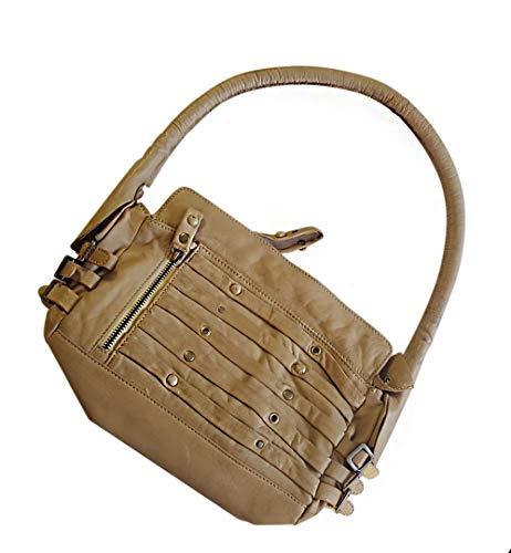 Diesel Handbag 00BD16PR501T1019 Hand Luggage, 28 cm, 6 liters, White (Weiß)