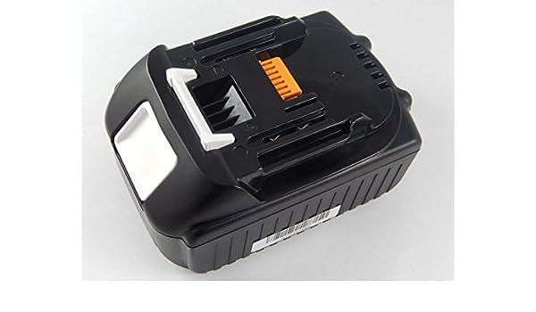 INTENSILO Batería Li-Ion 5000mAh (18V) para herramientas ...