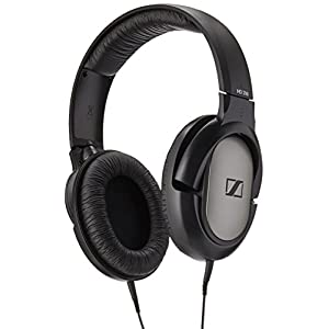 SENNHEISER HD 206 Closed-Back Over Ear Headph...