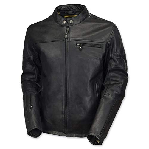 Roland Sand Design Ronin Leather Men's Street Motorcycle Jackets - Black X-Large
