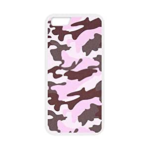 Pink Unique Disruptive pattern Phone Case for Iphone 6