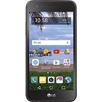 """Straight Talk LG Rebel 2 8GB 5"""" Screen Prepaid Smartphone, Black"""