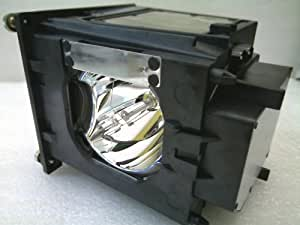 915P049010 - Lamp With Housing For Mitsubishi WD-65731, WD-57731, WD-52631, WD-65732, WD-57732, WD-y57, WD-y65, WDY57, WD65731, WDY65, WD52631 TV's