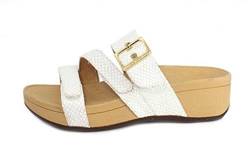 outlet 100% authentic low price fee shipping cheap online Vionic with Orthaheel Technology Rio Women's Sandal White sale best sale tfsbV