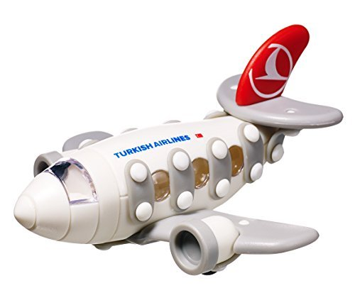 Mic O Mic  Mick Ohmic  089 381 Turkish Airlines  Turkish Airlines  Small Jet Plane