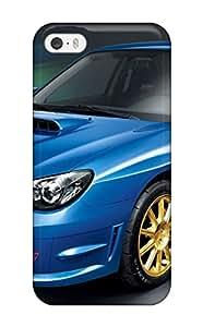 Iphone 5/5s Subaru Wrx Sti 32 Print High Quality Tpu Gel Frame Case Cover