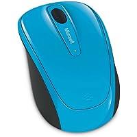 Microsoft GMF-00273 Wireless Ergonomic Optical Laser Mouse (Cyan)