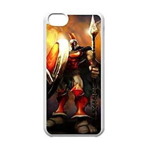 iphone5c phone case White Pantheonleague of legends SSS6564668