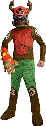Rubies Costume Co R886946_L Skylanders Tree Rex Costume For Kids Large