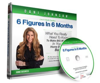 Dani Johnson Live in North Carolina: 6 Figures in 6 Months