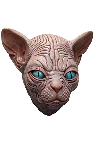 Adult Sphynx Cat Mask - ST -