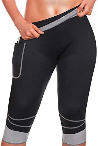 TrainingGirl Slimmer Neoprene Slimming Leggings product image