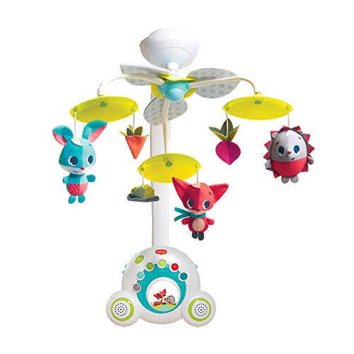 (Tiny Love Meadow Days Soothe 'n Groove Baby Mobile)