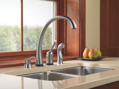 Delta Faucet RP50781SS Gala, Soap/Lotion Dispenser Assembly, Stainless Finish by DELTA FAUCET (Image #14)