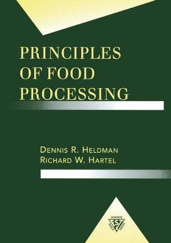Principles of food processing (Food Science Texts Series)