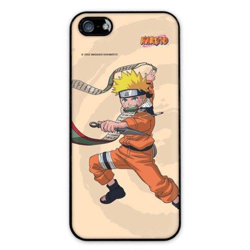 Diabloskinz H0081-0062-0051 Naruto Schutzhülle für Apple iPhone 5/5S