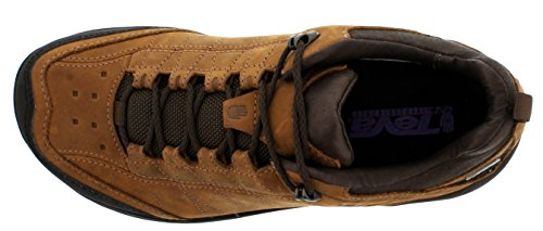 Brown Event Kimtah W's Braun Shoes Women's Teva Hiking Leather 561 Bison 4qZngH