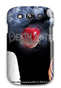 New Style 9769133K45113120 Galaxy S3 Well-designed Hard Case Cover Death Note Protector