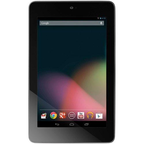 Asus Google Nexus 7 Tablet (7-Inch, 8GB) 2012 Model (Certified Refurbished)