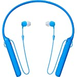 Sony WI-C400 Wireless Bluetooth in-Ear Neck Band Headphones with 20 Hours Battery Life, Light Weight, Headset with mic…
