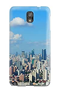 Stacey E. Parks's Shop 2015 Shanghai City Feeling Galaxy Note 3 On Your Style Birthday Gift Cover Case 5157572K83618073