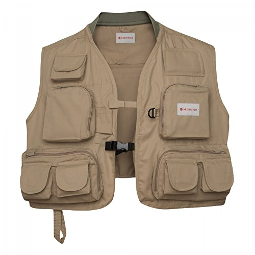 Redington Blackfoot River Fishing Vest Size Large/X-Large Review