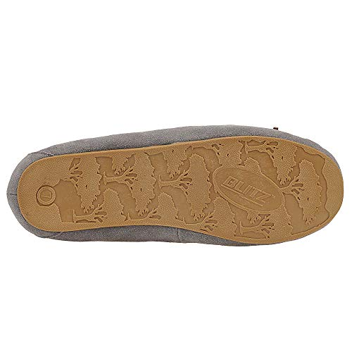 by suede Grey Tamarac Women's International Slippers Slipper Peggy wxZS7qd