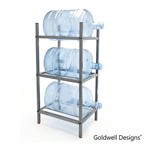 Bluewave 3 Step Metal Bottle Storage product image