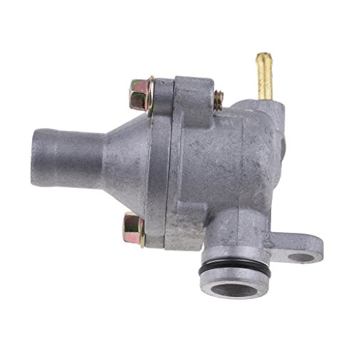 MagiDeal Water Pump Thermostat Assembly For 172mm CFMOTO 250cc CF250 Scooter ATV Quad