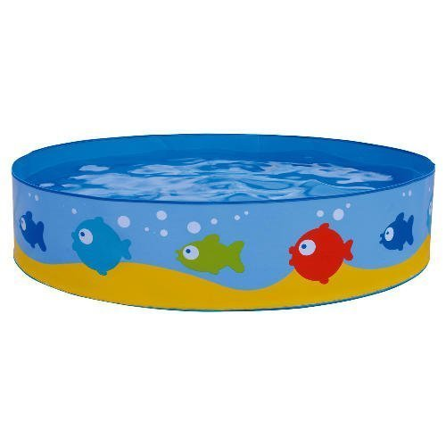 4ft Instant Pop-Up Instant Fill Paddling Pool by PMS?