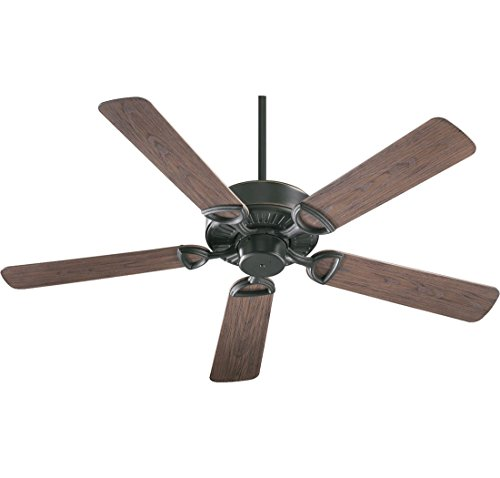 Quorum 143525-95, Estate Patio Old World Energy Star 52'' Outdoor Ceiling Fan by Quorum