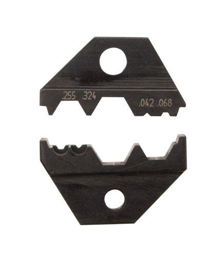 Xcelite D104 ErgoCrimp Steel Die Set for RG59, Belden 8281, 50 and 75 ohm Coaxial Connectors