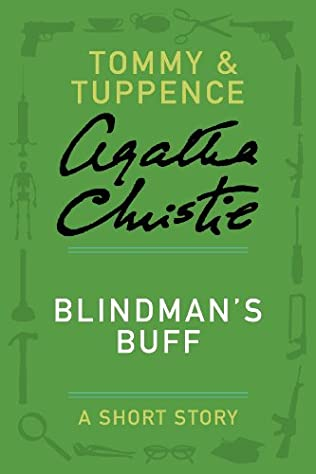 book cover of Blindman\'s Buff