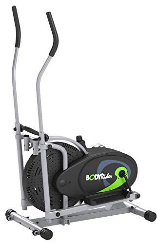 Body Rider Fan Elliptical Trainer with Air Resistance System, Adjustable Levels and Easy Computer BR1830 by Body Max (Image #9)