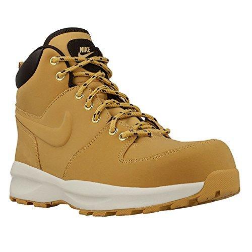 06f96616616 NIKE Boy's Manoa 17 (GS) Boot, Haystack/Haystack-Velvet Brown 6Y