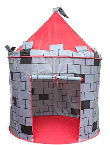 (Prince Castle Pop Up Play Tent for Boys)