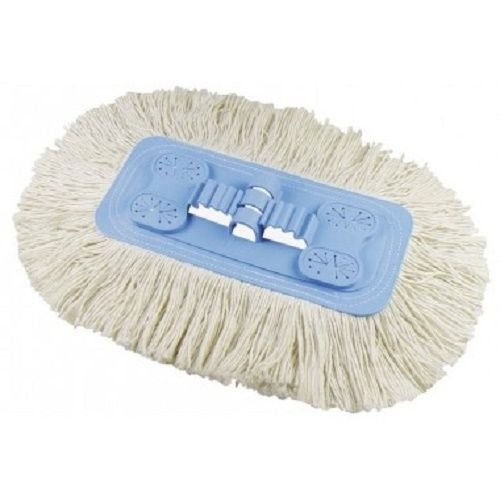 1 Pcs ++ ++ Home Pro Soft & Swivel Mop Refill 100% Cotton Head Fits Quickie Model #064