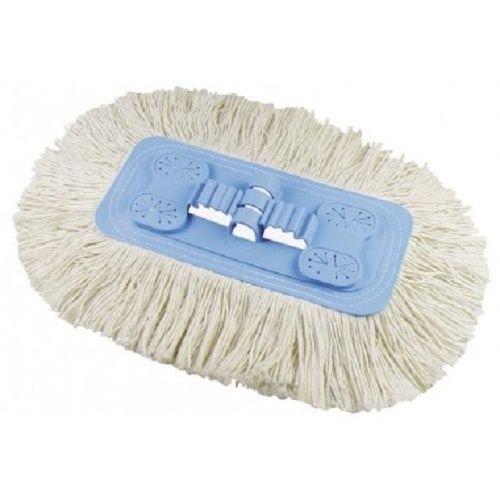 1 Pcs ++ ++ Home Pro Soft & Swivel Mop Refill 100% Cotton Head Fits Quickie Model #064