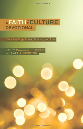 Faith Culture Devotional Readings Science