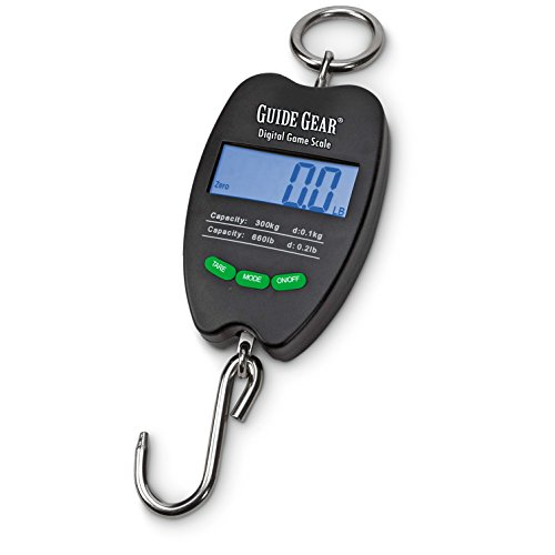 Review Performance Tool W1478 Black Digital Hanging Game Scale (660lb) for for Hunting, Home, Automotive, and More