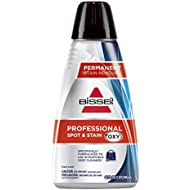 Bissell Professional Spot and Stain + Oxy Portable Machine Formula, 32 Oz