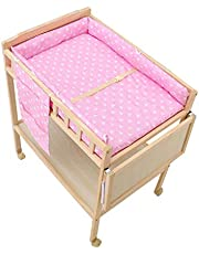 Family care/Baby Dresser Changing Table Changing Unit Changing Pad 0-3 months Changing Unit with Bath Wood Changing Station Diaper Changing Table Newborn Station (Size : C)